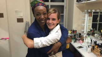 The Two Hermiones Met And It Was As Wonderful As You Could Imagine