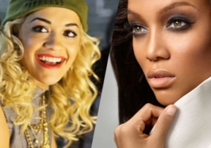 Tyra Banks Taps Rita Ora To Take Over As The Host Of 'America's Next Top Model'