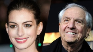 Anne Hathaway Penned A Lovely Tribute To Her 'Princess Diaries' Director Garry Marshall