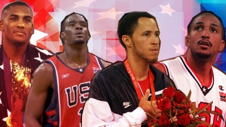 The Most Surprising Players To Represent USA  Basketball At The Olympics