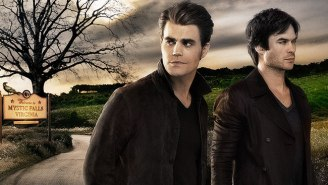 The 8th Season Of 'The Vampire Diaries' Will Be The Show's Swan Song