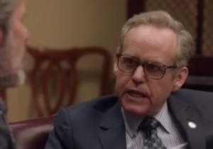 10 Seconds Of Footage Cost 'Veep' Guest Star Peter MacNicol His Emmy Nomination
