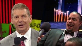 The Director Of 'Swerved' Shared A Perfect Story About Vince McMahon Demanding Poop Pranks