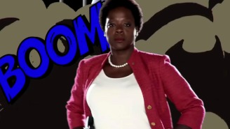 If this Waller promo is any indication, Viola Davis will steal 'Suicide Squad'