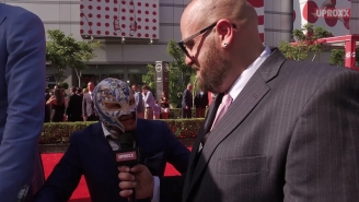 Rey Mysterio Discusses 'Lucha Underground' And Who He Sees As The Future Of Wrestling