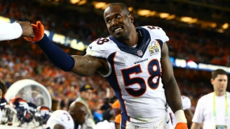 Von Miller Has Some Crazy Theories About The Future Of Human Evolution
