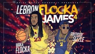 Stream Waka Flocka's 'LeBron Flocka James 4'