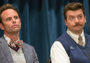 A Failed 'Eastbound And Down' Audition Led To Walton Goggins' Role In 'Vice Principals'