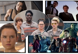 Weekend Conversation: Which Franchise Deserves An All Female Reboot Next?