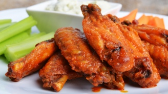 Drafting The Best Wing Flavors In Honor Of National Chicken Wing Day