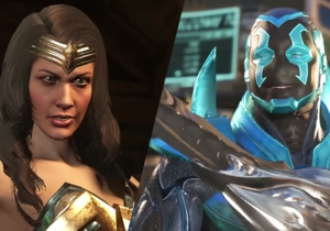 Wonder Woman And Blue Beetle Join The Fray In 'Injustice 2'