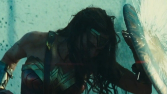 The first 'Wonder Woman' trailer makes a big noise at Comic-Con