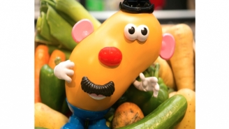 Wonky Mr. Potato Head Is Here To Teach Us About Ugly Food