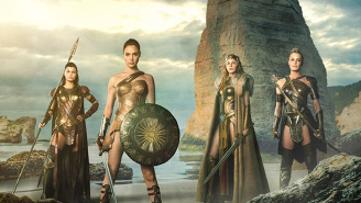 An up-close look at the colorful costumes of 'Wonder Woman'
