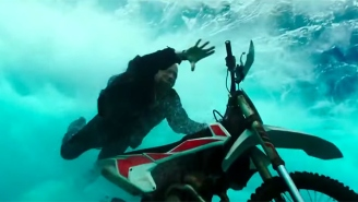 Vin Diesel Rides A Motorcycle Underwater In The Trailer For 'xXx: The Return Of Xander Cage'