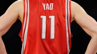 A Rookie Yao Ming Was 'Too Shy' To Correct His Teammates About His Name
