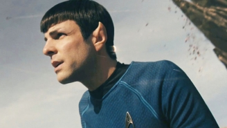 Zachary Quinto Is 'Disappointed' That George Takei Is 'Disappointed' In Sulu Being Gay In 'Star Trek Beyond'