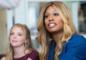 Here's a first look at CBS' 'Doubt' starring Katherine Heigl and Laverne Cox