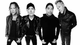 Metallica's First Album In Eight Years Will Be Arriving In 2016, So Check Out The New Cut 'Hardwired'