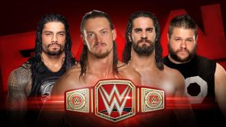 WWE Crowned A New Universal Champion On Raw