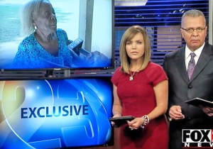 Police Release Footage Of An 84-Year-Old Woman Being Pepper Sprayed In Her Own Home
