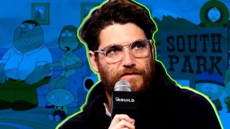 UPROXX 20: Adam Pally Is Very Conflicted Over 'South Park' Vs. 'Family Guy'