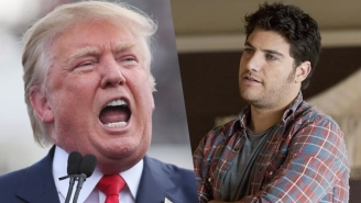 Adam Pally Is In Hell Playing 'Troll Or Trump?'