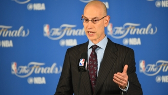 Adam Silver Is 'Confident' There Won't Be Another Lockout Next Year
