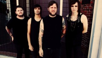 Against Me! Embrace The Outer Limits In Their Dizzying 'Crash' Video