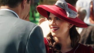 Hayley Atwell Had Hopes Marvel Could Keep 'Agent Carter' Alive While She Stars In 'Conviction'