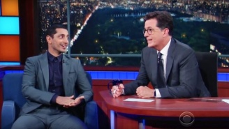 Riz Ahmed From 'The Night Of' Tells Stephen Colbert About Growing Up Muslim In The UK