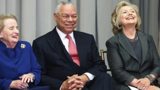 Colin Powell On Hillary Clinton's Email Scandal: Her Team Is 'Trying To Pin It On Me'