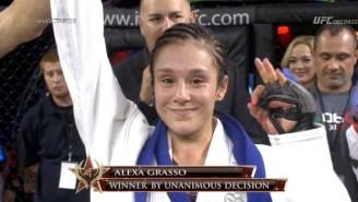 Meet Alexa Grasso, UFC's Next Potential Breakout Star
