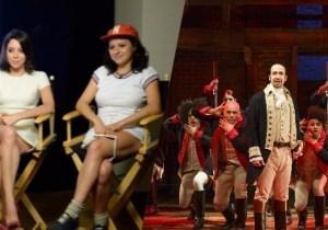 Alia Shawkat And Aubrey Plaza Cast As Hamilton And Burr, Sir, In 'Drunk History'