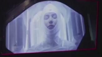 T Minus 365 Days to 'Alien: Covenant': Katherine Waterston enters hypersleep?