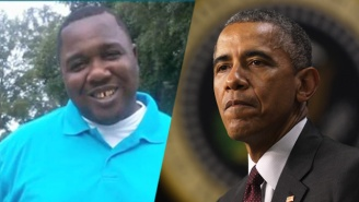 President Obama Meets With The Families Of Alton Sterling And Slain Baton Rouge Police Officers