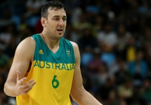 Andrew Bogut Was Livid About The 'Absolutely Ridiculous' Calls In The Bronze Medal Game