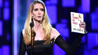 Ann Coulter Crowns Herself The Champion Of Rob Lowe's 'Boring' Comedy Central Roast