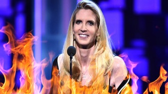 What It Was Like Seeing Ann Coulter Get Mercilessly Burned At Rob Lowe's Roast