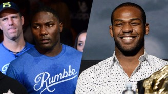 Dana White Likes The Idea Of Anthony Johnson Vs. Jon Jones As His Next UFC Superfight