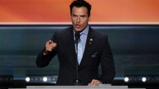 Antonio Sabato Jr. Claims His Support Of Donald Trump Has Left Him Blacklisted By Hollywood