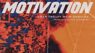 A$AP Twelvyy, DA$H And AZ's 'Motivation' Is Money-Orientated