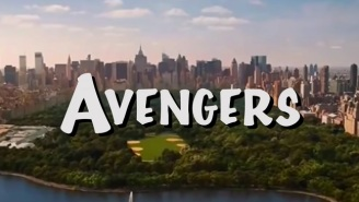 This 'Avengers: Full House' Mashup Video Is What 'Fuller House' Should Have Been