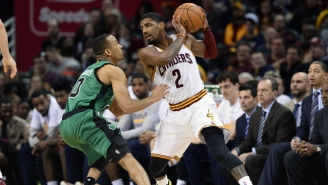 All-NBA Defender Avery Bradley Isn't Scared Of Kyrie Irving Or Anyone Else