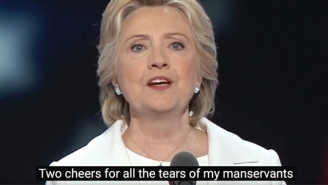 Bad Lip Reading Outdoes Itself With A Hilarious Look At The Democratic National Convention