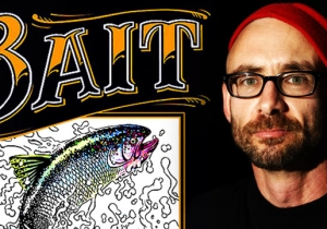 Chuck Palahniuk On Why He Had To Create An Adult Coloring Book, And Why He Wants To Create Games