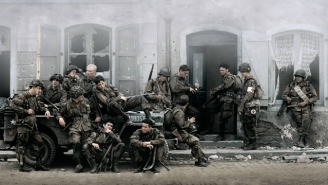 Celebrate The 'Band Of Brothers' 15th Anniversary With This Stunning Tribute