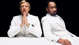 This New Album From RZA And Interpol's Paul Banks Can Be Described In 'Anything But Words'