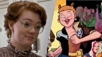 Barb From 'Stranger Things' Wants To Play Squirrel Girl