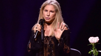 Barbara Streisand Forced Apple To Change How Siri Pronounced Her Name Because She Didn't Like It